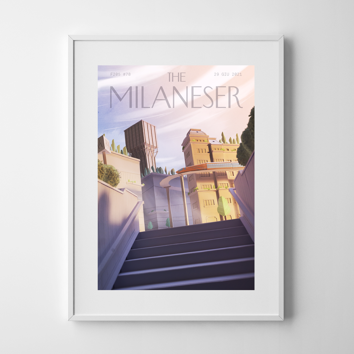 Image of The Milaneser #78