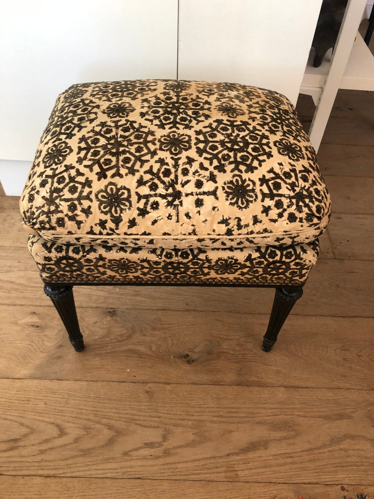 Image of Tabouret pouf