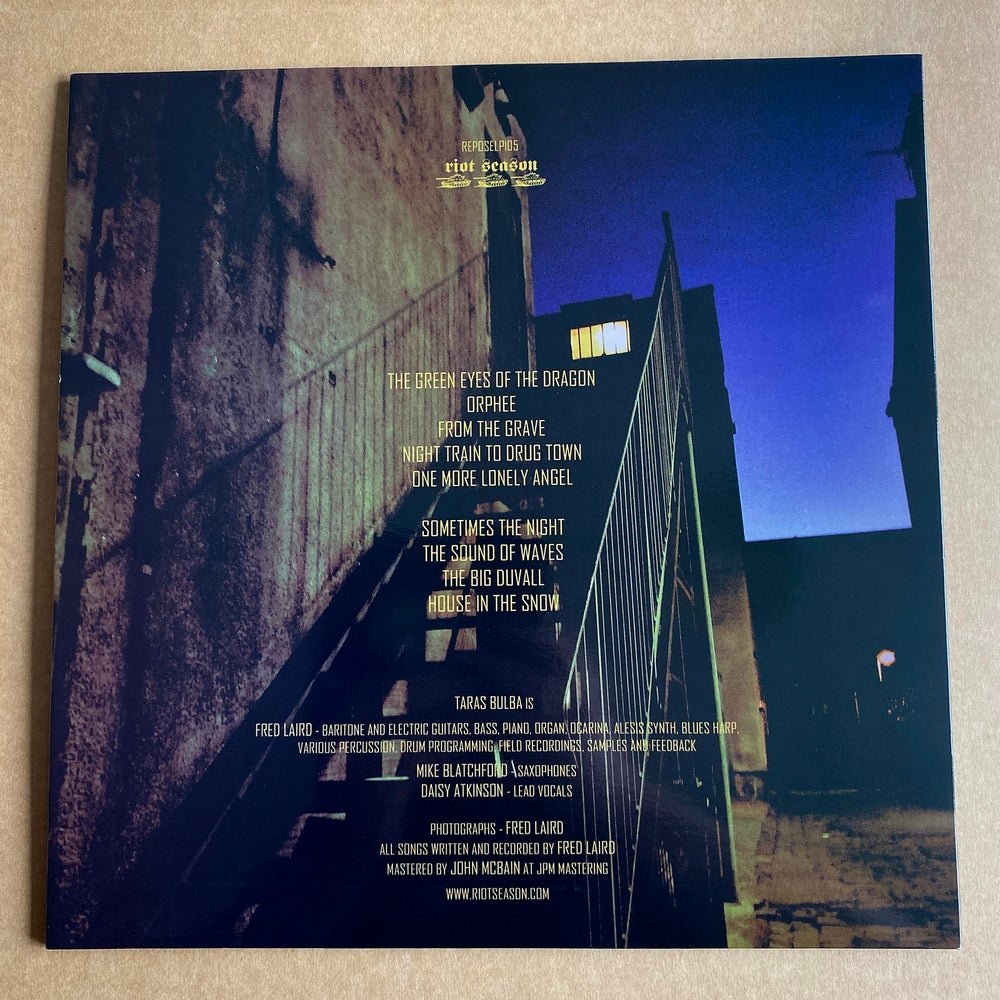 TARAS BULBA 'Sometimes The Night' Vinyl LP