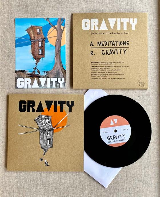 Image of Gravity Soundtrack Vinyl