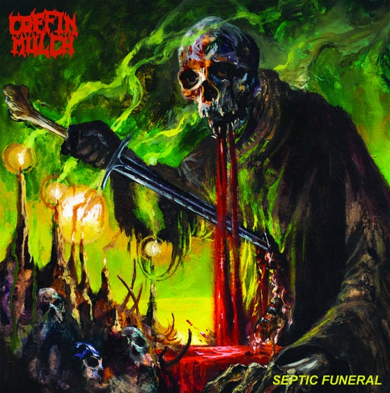 """Image of Coffin Mulch - Septic Funeral 12"""""""