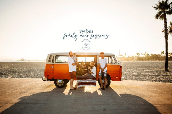 Image of VW bus mini sessions - Friday, July 16 2021