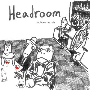 "Image of Headroom - ""Rubber Match"" 7""  (Petty Bunco)"