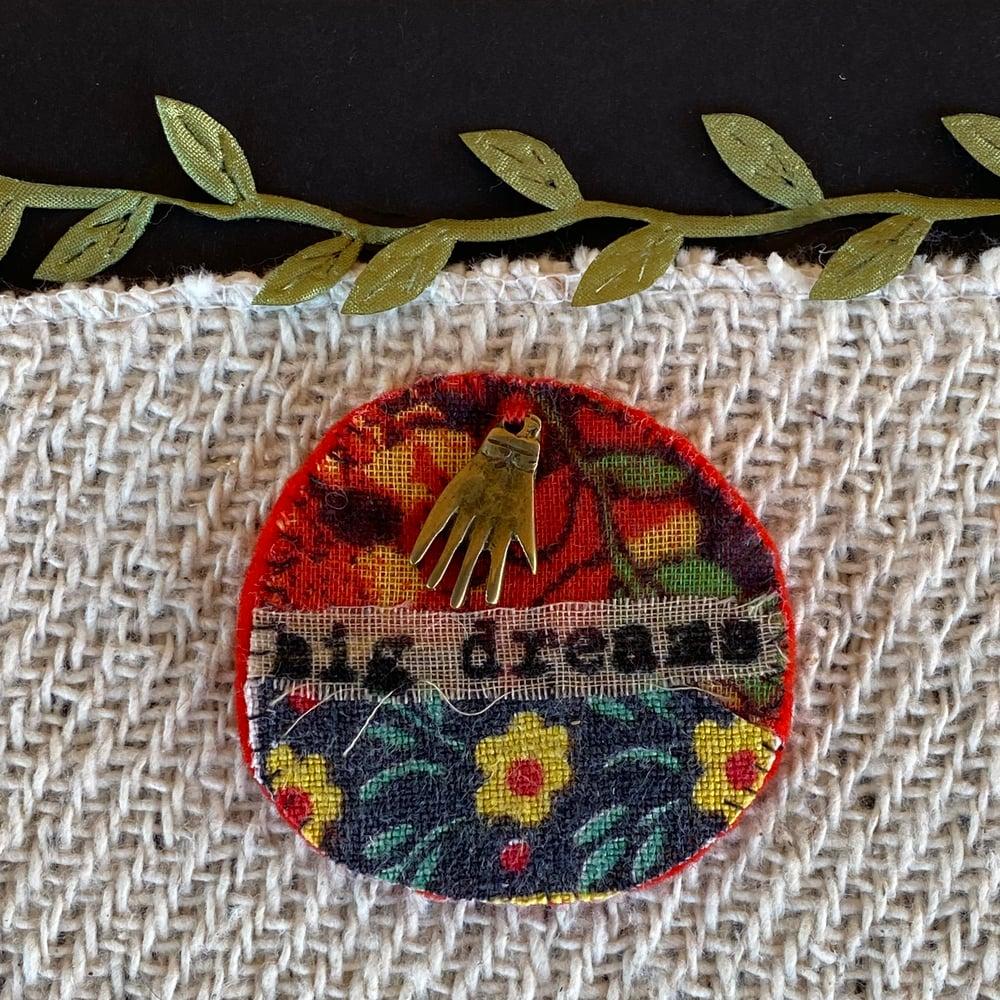 "Image of ""Big Dreams"" Lapel Pin"