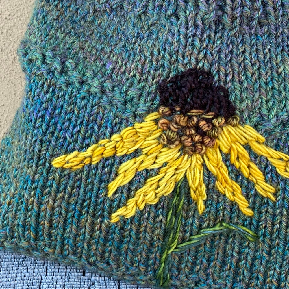 Image of Coneflower Pouch