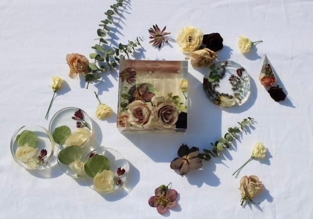 Image of *DEPOSIT* for Custom Wedding Bouquet Preservation