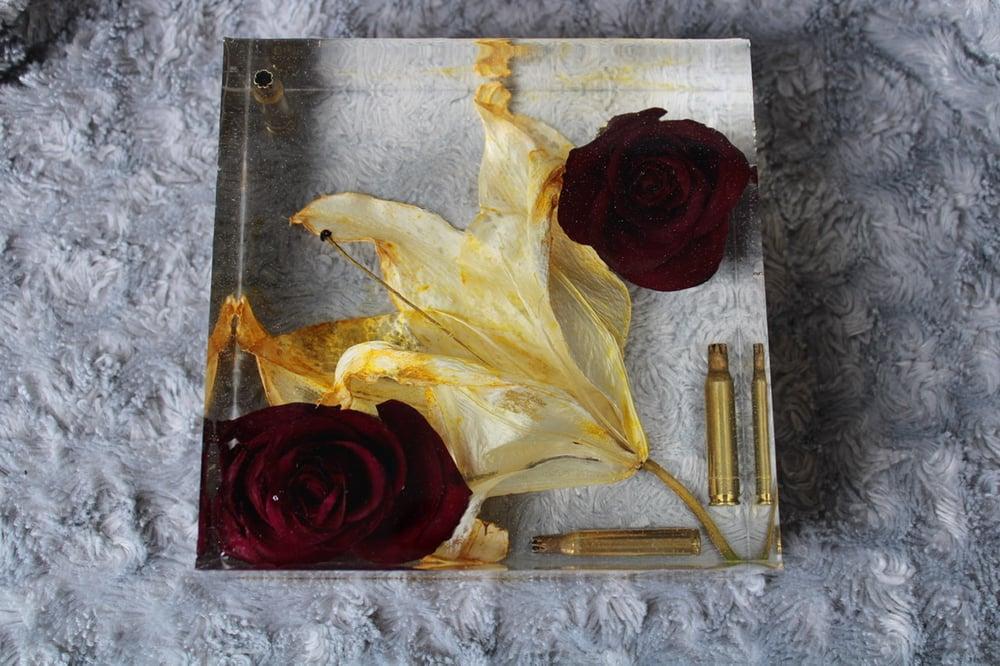 Image of *DEPOSIT* for Custom Funeral Flower Preservation