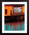 The Channel Boston Giclée Art Print - (Multi-size options)