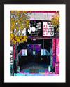 40 Watt Club Athens GA Jewel Tone Giclée Art Print (Multi-size options)