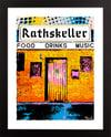 The Rathskeller Boston Giclée Art Print  (Multi-size options)