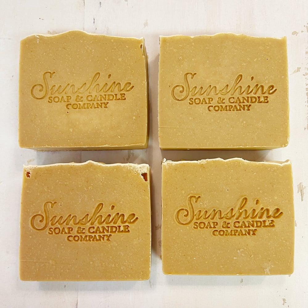 Image of Carrot Turmeric & Honey Soap