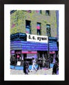 """DC Space """"Lunchtime"""" Giclée Art Print (Multi-size options)"""