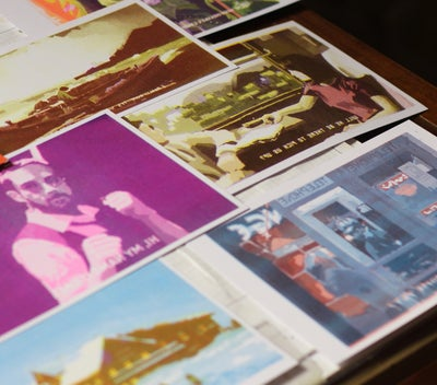 Image of The Postcard Series