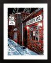 Blues Alley, Washington DC Giclée Art Print (Multi-size options)