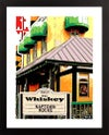 The Whiskey,  Annapolis MD Giclée Art Print (Multi-size options)