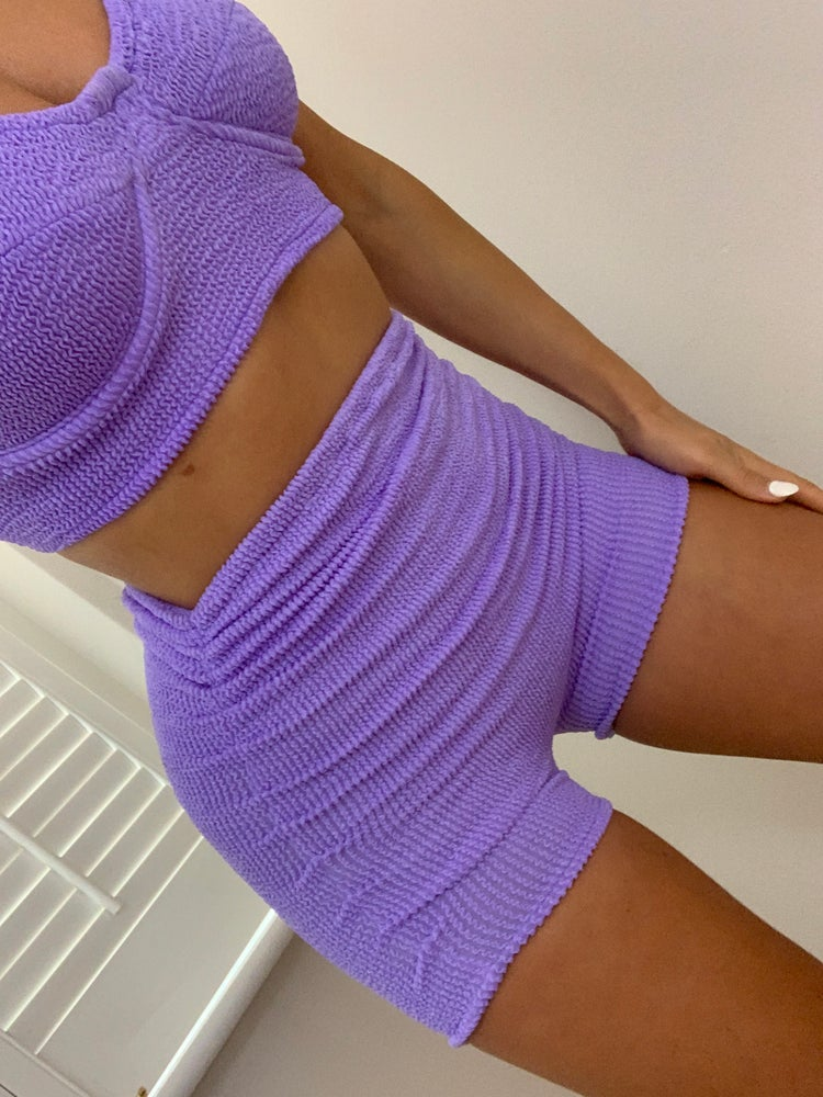 Image of Get Ruched Shorts - Various Colours