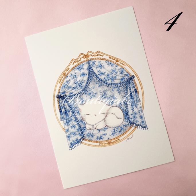 Image of Nina's Chair - Art Print Series