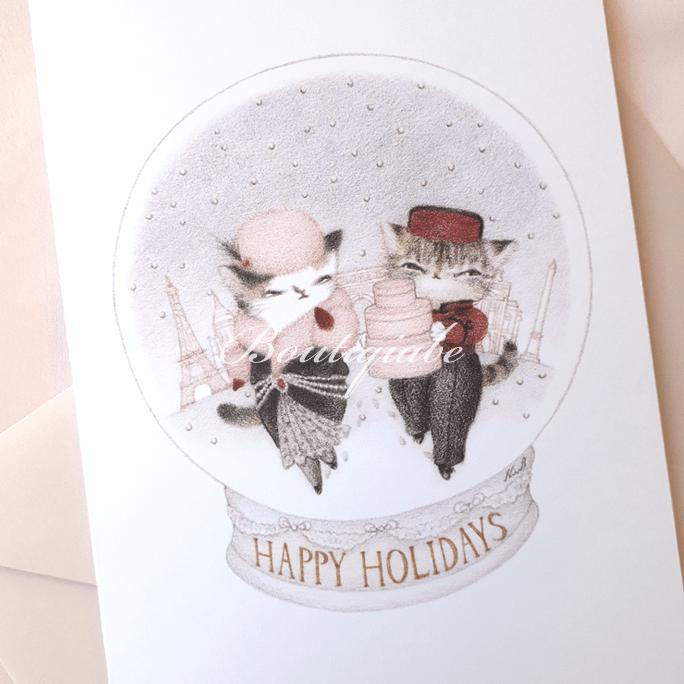 Image of Season's Greeting Card 2