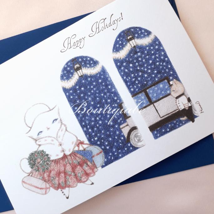 Image of Season's Greeting Card 1