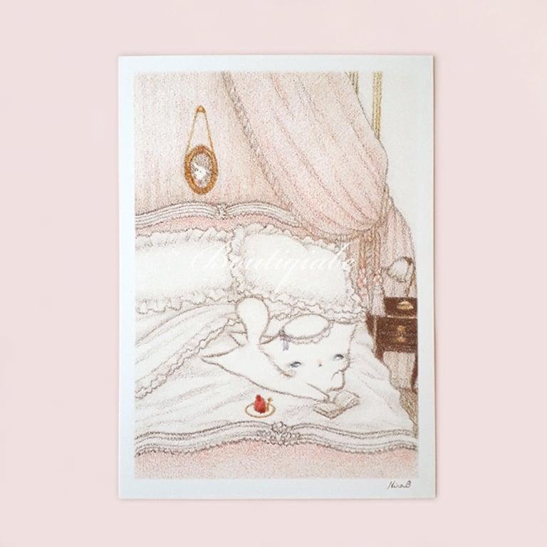 Image of Le Matin - Art Print
