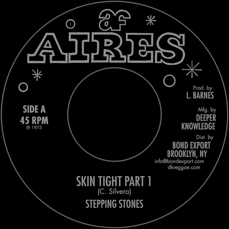 """Image of Stepping Stones - Skin Tight 7"""" (Aires)"""