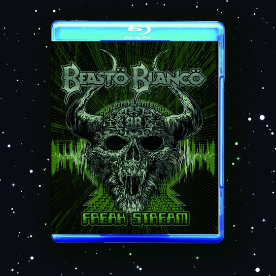 """Image of OFFICIAL - BEASTO BLANCO - PRE SALE """"FREAK STREAM"""" BLU-RAY HAND SIGNED EDITION."""