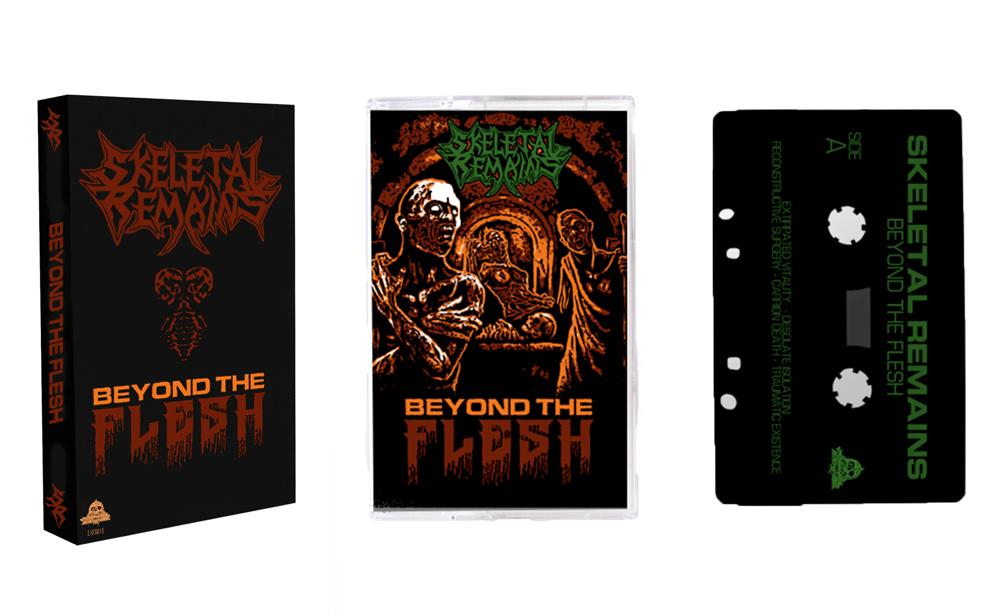 Beyond The Flesh Tape + Pin
