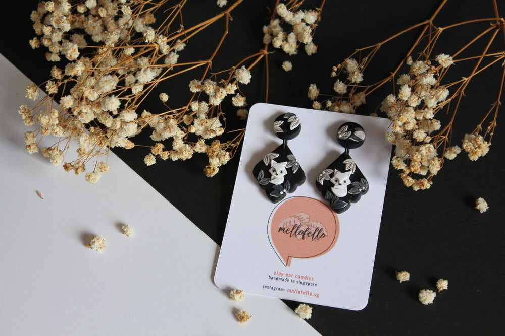 Image of LIMITED EDITION: Monochrome Party - Fox 2