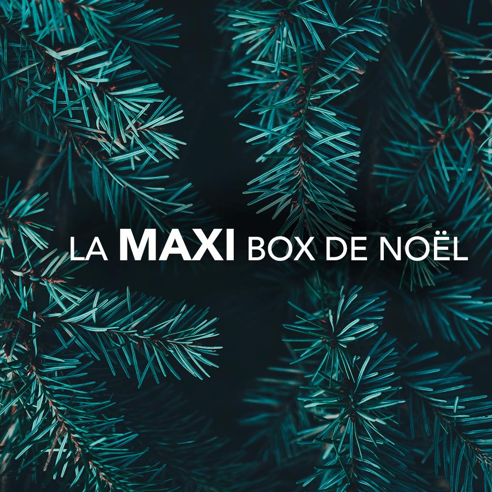 Image of LA MAXI BOX DE NOËL 2021