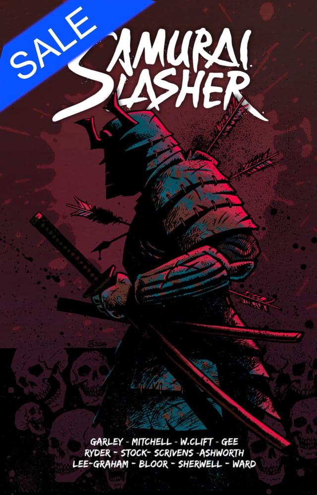 Image of The Samurai Slasher