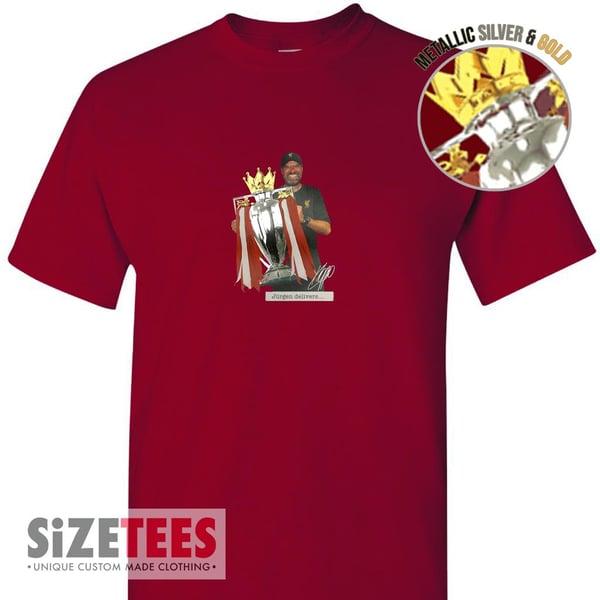 Image of Jürgen delivers... T-shirt