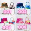 Ny Tye Dye purse wholesale