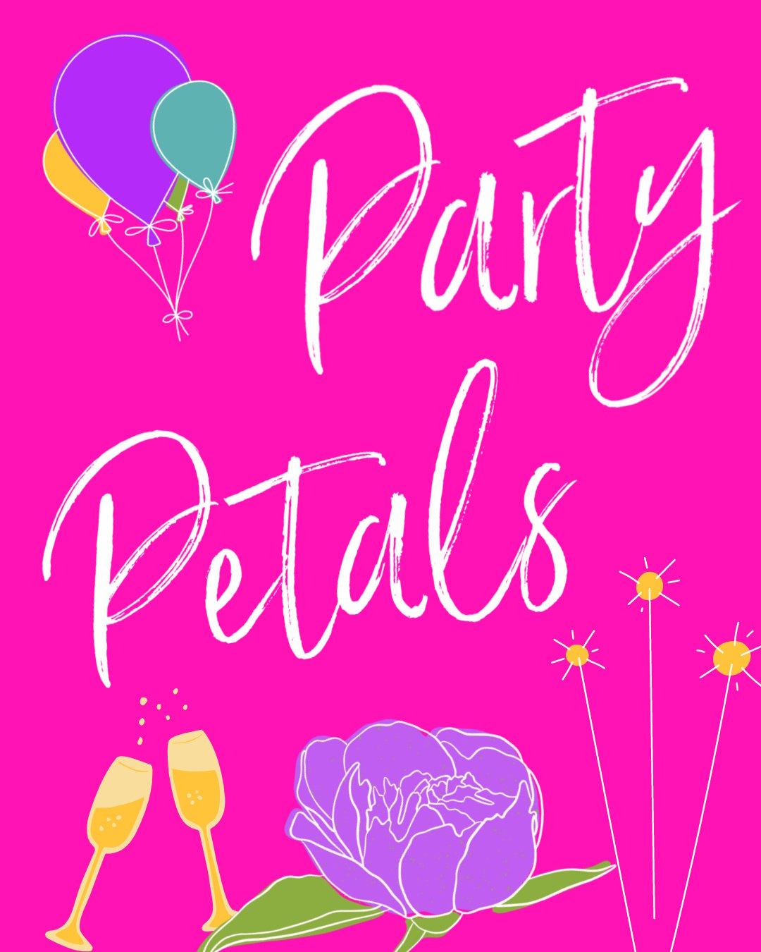 Image of PARTY PETALS!