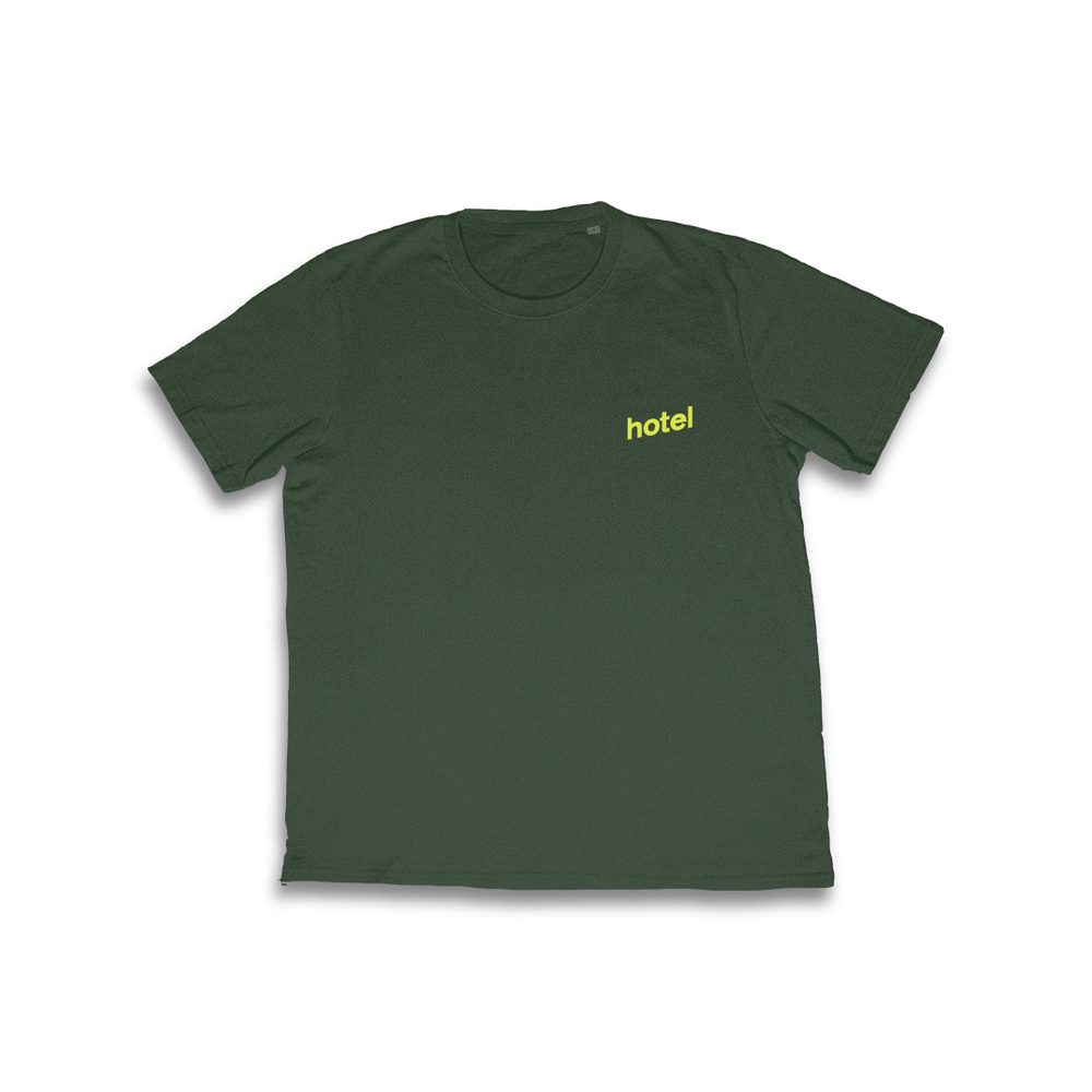 Image of Tee Olive Green [CLICK AND COLLECT]