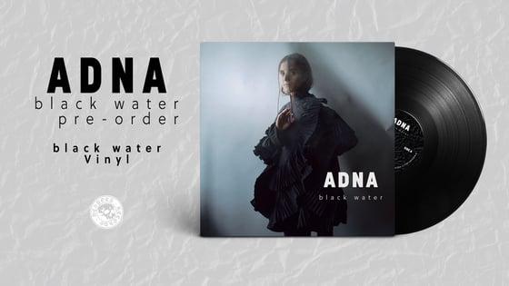 Image of Pre-order: Adna - Black Water Vinyl