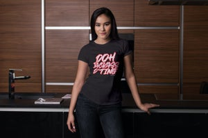 Image of Doh Jackass D Ting - Women T-Shirt