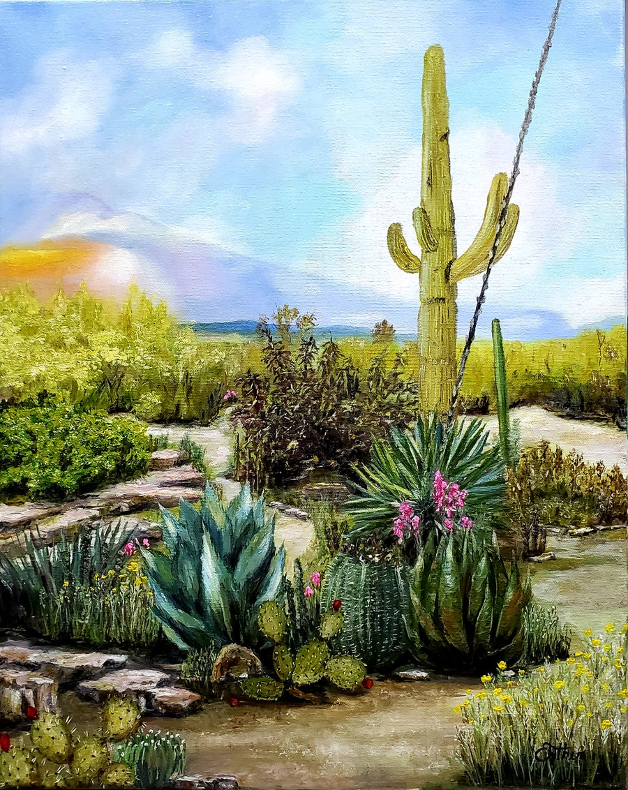 Image of Arizona Dreaming by Esther Scott