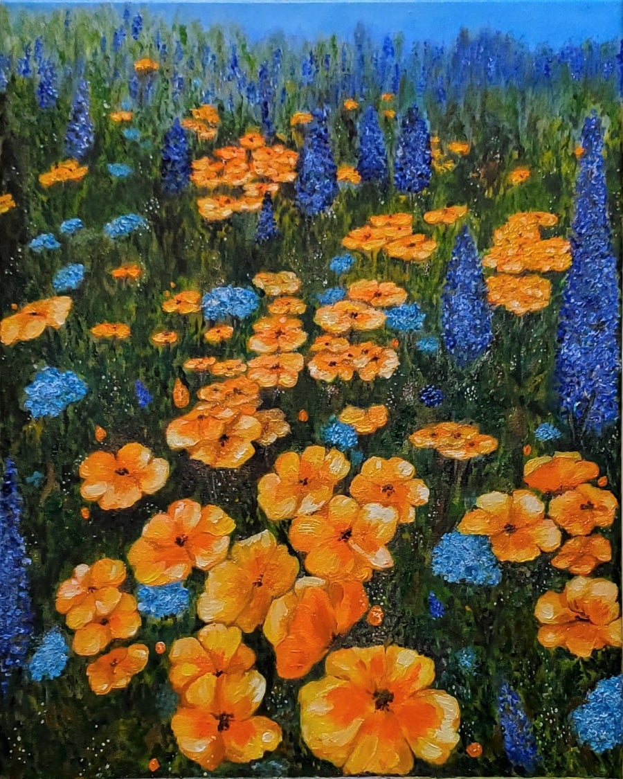 Image of Enchanted Meadow 2 by Esther Scott
