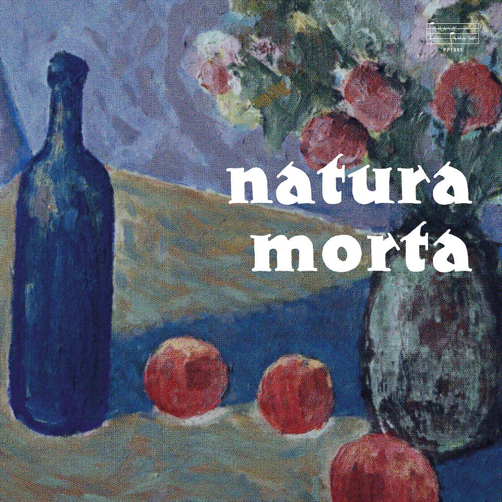 Sven Wunder - Natura Morte (Piano Piano - PP1003 - 2021)