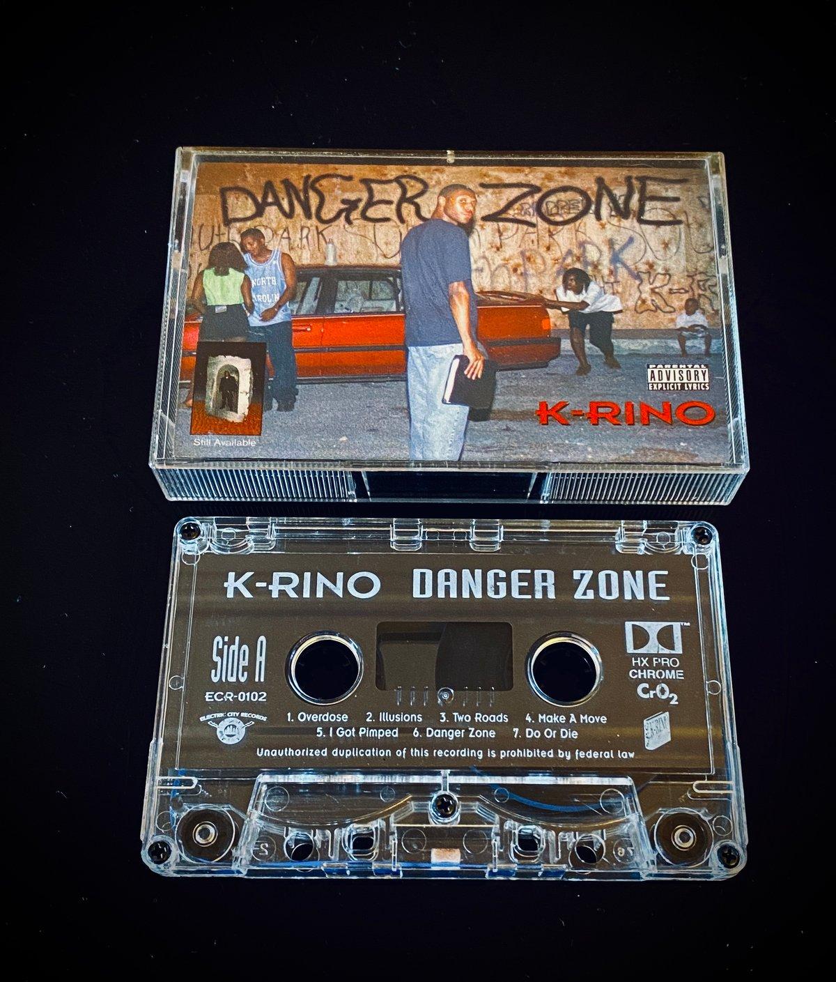 "Image of K-Rino ""Danger Zone�"