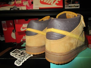 """Image of SB Dunk Mid Pro """"Wheat *PRE-OWNED*"""