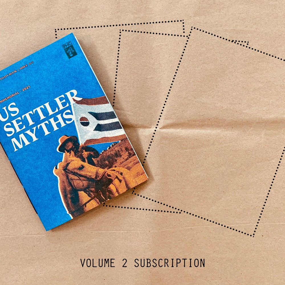 Image of Vol. 2 Subscription