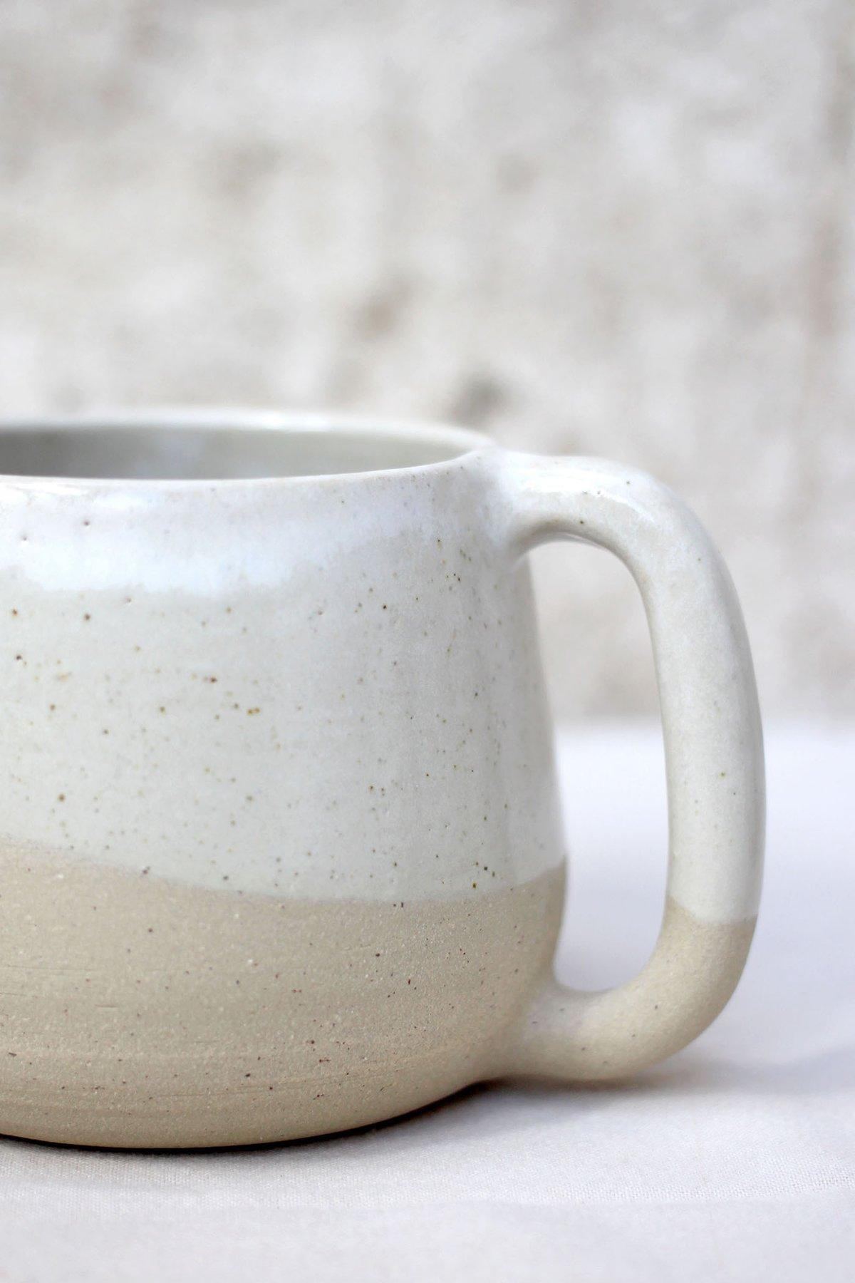 Image of Mug blanc
