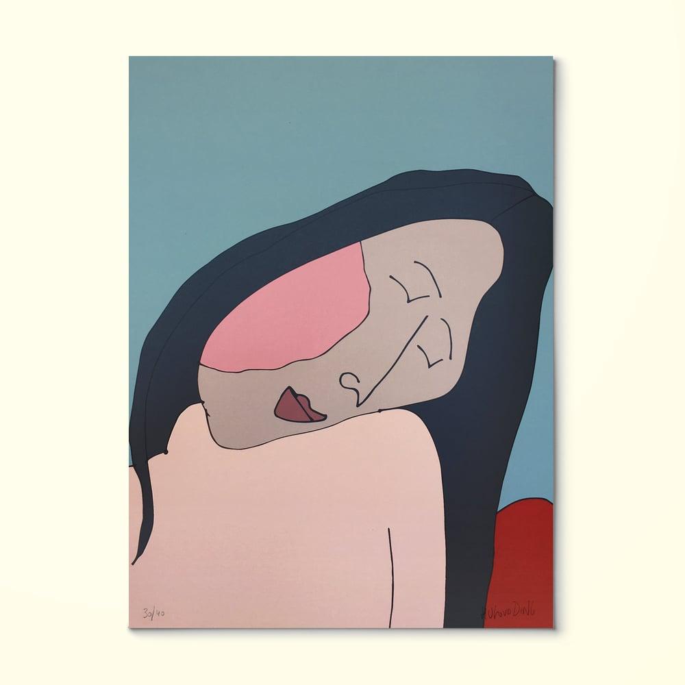 Image of NU FEMININO MODIGLIANI, Hugo van der Ding