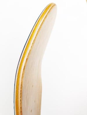 Image of Sideburn Dallas Skate Deck
