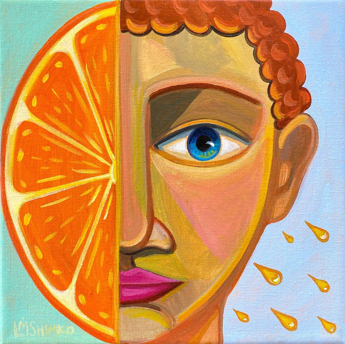 Image of Dream Gaze Orange