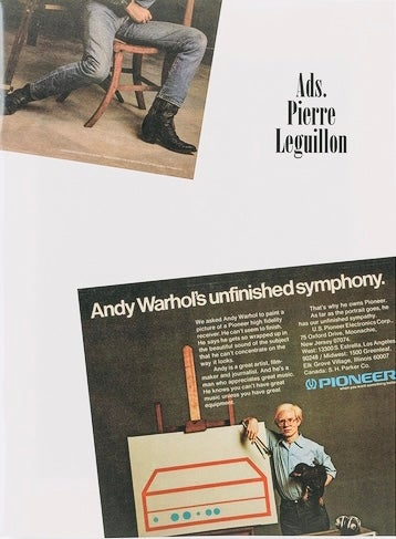 Image of ( Pierre Leguillon)(Ads.)