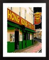 Hong Kong Restaurant & Lounge, Cambridge MA Giclée Art Print (Multi-size options)