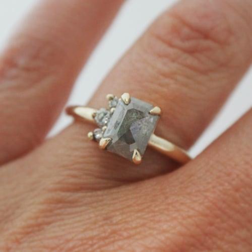 Image of Evangeline ring