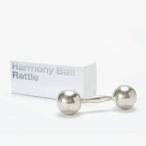 Image of Harmony Ball Rattle - Barbell